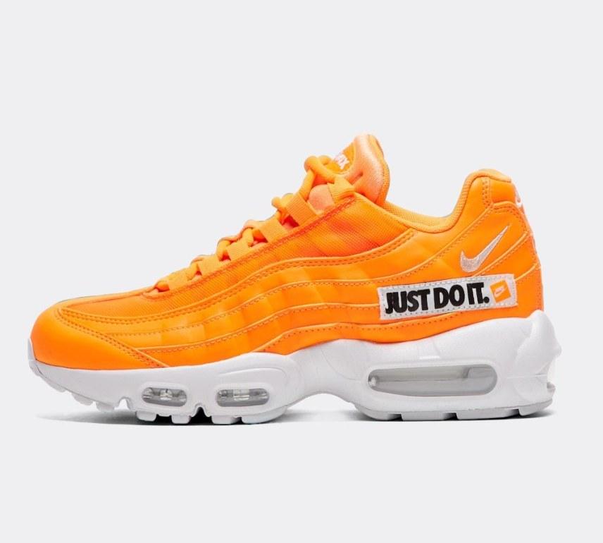 air max 95 femmes orange